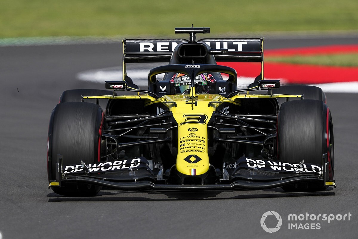 Renault heeft avondklok gebroken voor nieuw chassis Ricciardo