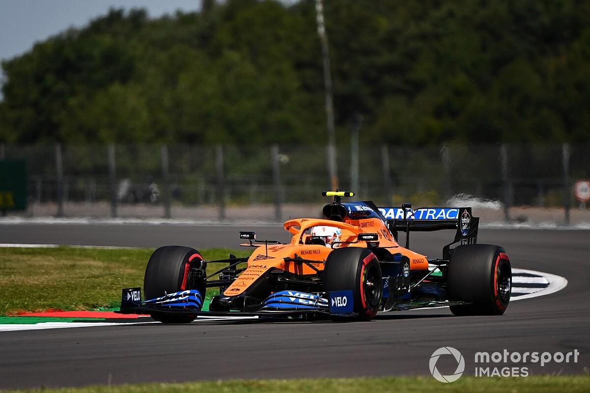 Norris elmondta, kikkel csatázhat nagyot a McLaren az időmérőn