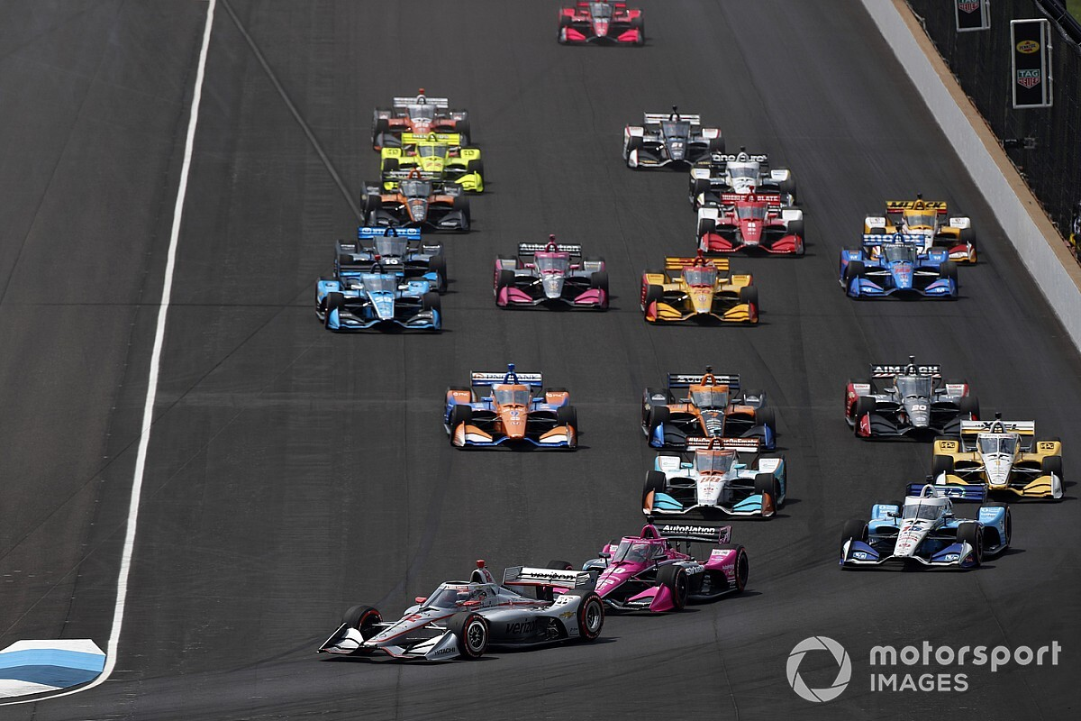 "Frye on new IndyCar engine supplier: ""At some point it'll happen"""