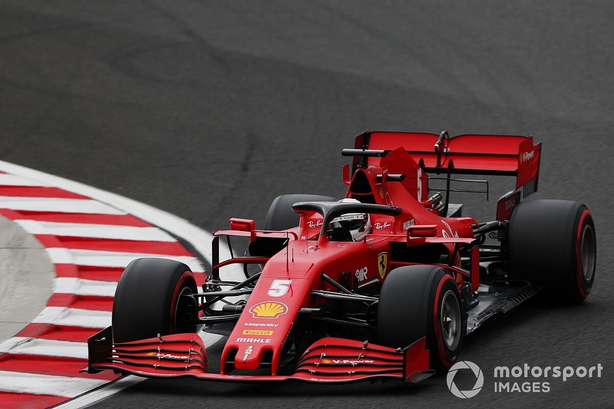 Strata okrążenia nie zaskoczyła Vettela