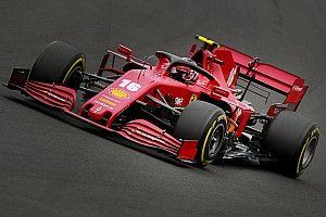 """Leclerc: """"Daha iyiyiz, ama Mercedes'le savaşacak kadar değil"""""""