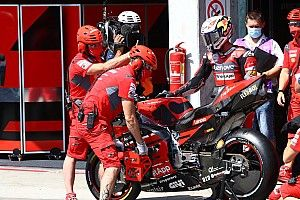 Dovizioso at a loss over worst-ever MotoGP qualifying