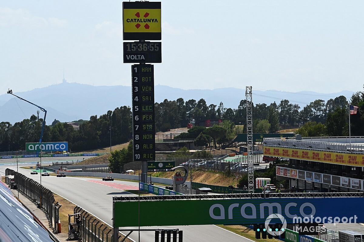 Rajd na torze Formuły 1