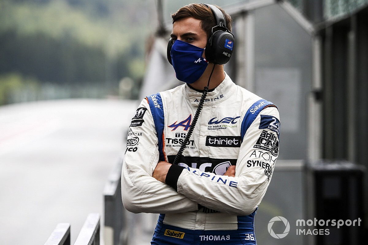 WEC news: Laurent scrambling for seat after late Alpine snub
