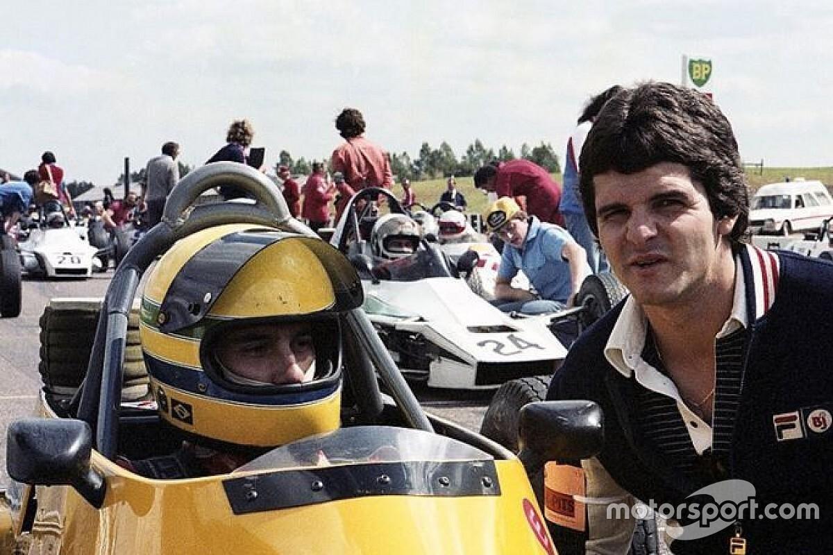 """Atitude de Senna em primeira reunião na Europa fez chefe de equipe dizer: """"Quem diabos esse cara pensa que é?"""""""
