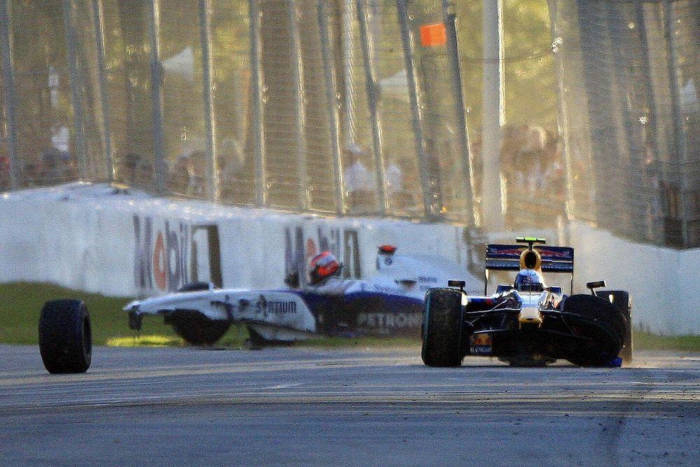 """الجوائز الكبرى في الفورمولا واحد المنتهية تحت """"راية"""" سيارة الأمان"""
