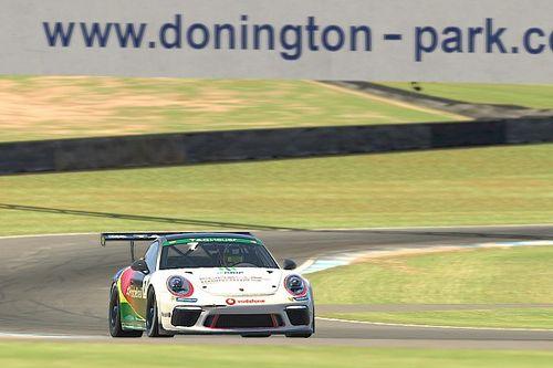 Jeff Giassi trabalha para novo desafio contra Verstappen pela Porsche TAG Heuer Esports Supercup