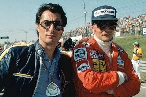 """F1, Audetto: """"Lauda salvato al Ring per 10 minuti"""""""