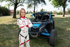 Vogel Adrienn tanulással kezdte az újraindulás időszakát a motorsportban