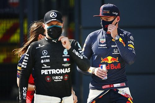Verstappen-Bottas Bisa Samai Rapor Merah Legenda F1