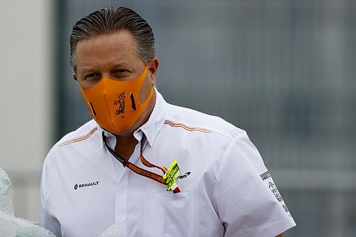 Brown: McLaren Punya Segalanya untuk Kembali Jadi Tim Papan Atas