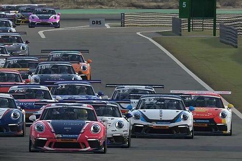 AO VIVO: Assista à Corrida das Estrelas virtual da Porsche Cup Brasil