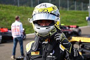 Guanyu Zhou Bela Prema di FIA Formula 3 Asia 2021