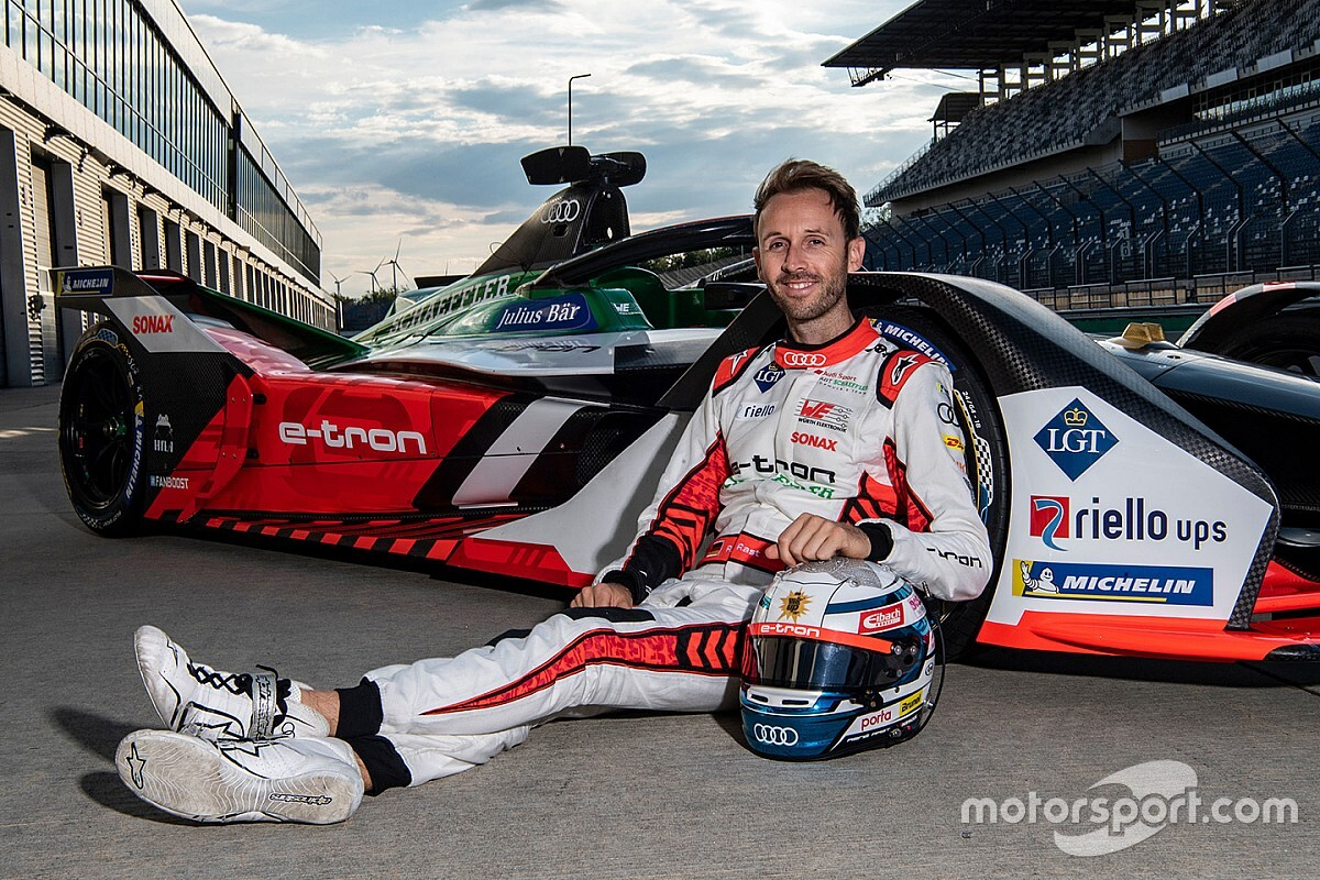 """Formula E, Rast ha provato l'Audi: """"Ho imparato tante cose"""""""