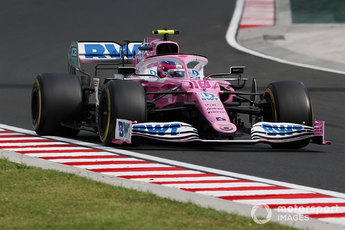 Racing Point: a Mercedes sem tudja megakadályozni azt, hogy közel kerüljünk hozzájuk