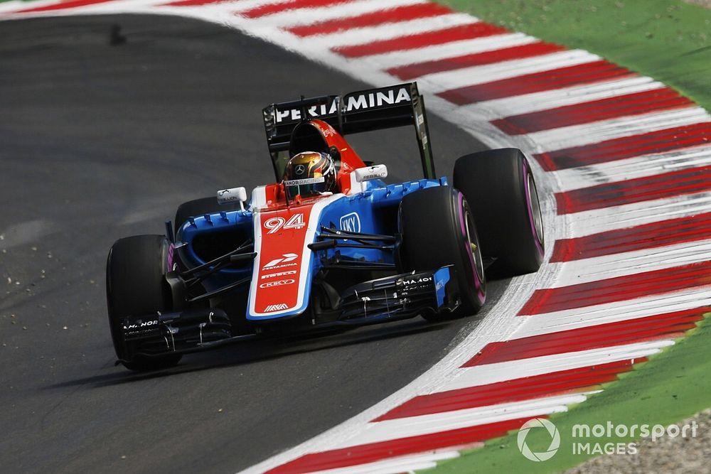 Manor, el último equipo pequeño que corrió en la Fórmula 1