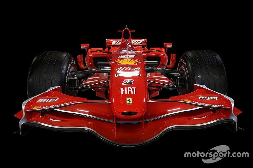 Les secrets d'une Ferrari couronnée qui attend la relève