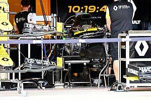 """A Renault felkészült a Brit Nagydíjra: """"finomságok"""" érkeztek"""