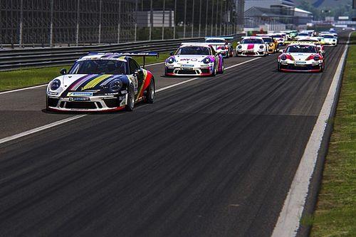 Porsche Esports Carrera Cup Italia, De Salvo imbattibile dalla pole a Monza