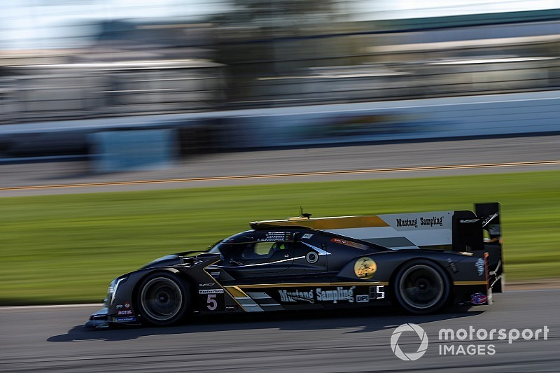 Rolex 24 champ Barbosa shrugs off qualifying issues