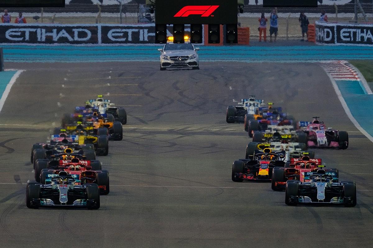 2019-ben összeáll az F1 valaha volt legfiatalabb rajtrácsa