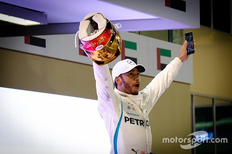 Wolff zag 'nieuwe Hamilton' in jacht op constructeurstitel