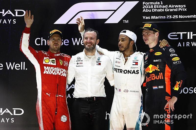 """Vettel és Hamilton Verstappent oltogatták: """"Veterán! Botox?"""""""