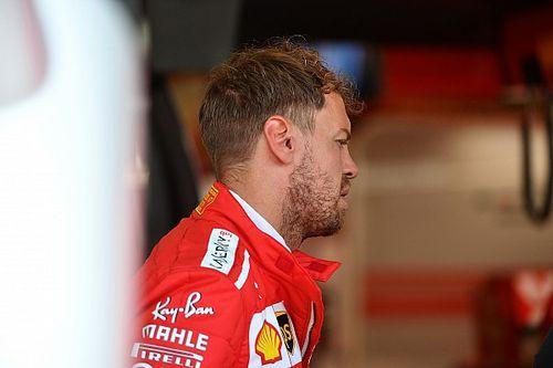 Vettel não vê grande diferença entre pneus atuais e de 2019