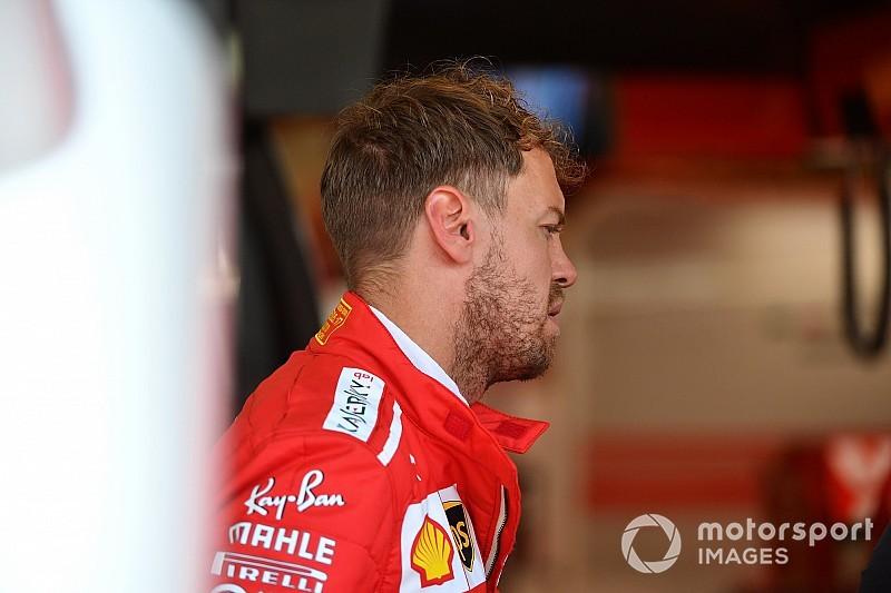 Leclerc'ten sonra Vettel de 2019 Ferrari aracı için koltuk ayarı yaptırdı