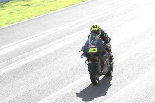 Fotogallery: la prima giornata di test a Jerez de la Frontera della Superbike