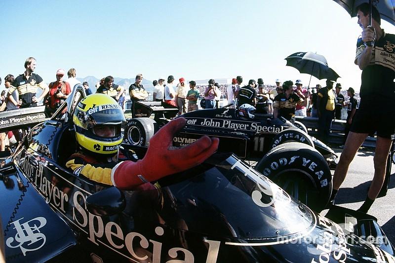 GALERÍA: Senna y el GP de Brasil