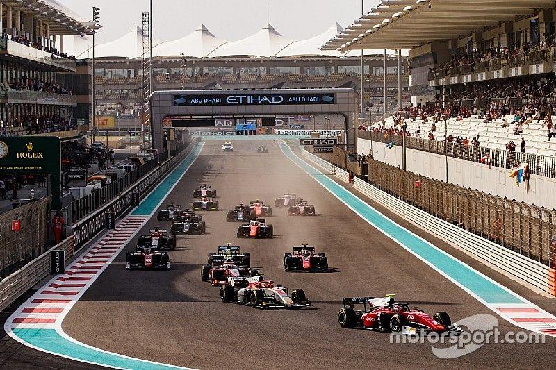 La parrilla de la Fórmula 2 2019 va tomando forma