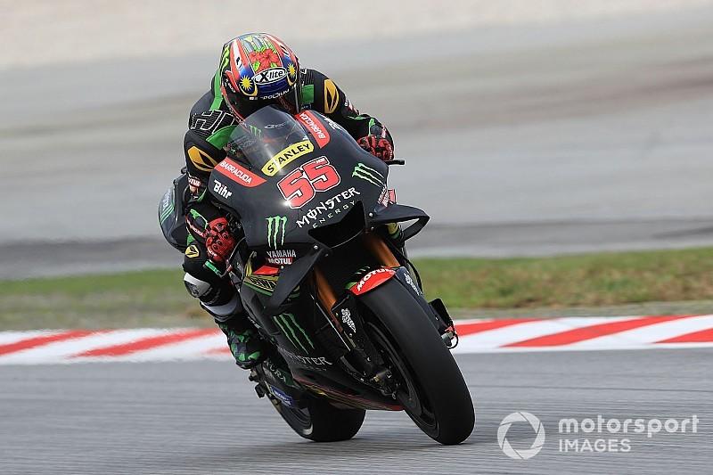 Sepang MotoGP qualifying as it happened