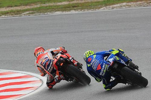 """Iannone's crash an """"instinctive reaction"""" to Marquez slide"""