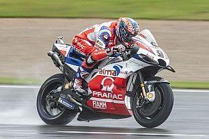 MotoGP Valencia FT3: Petrucci Schnellster, Rossi und Vinales müssen ins Q1