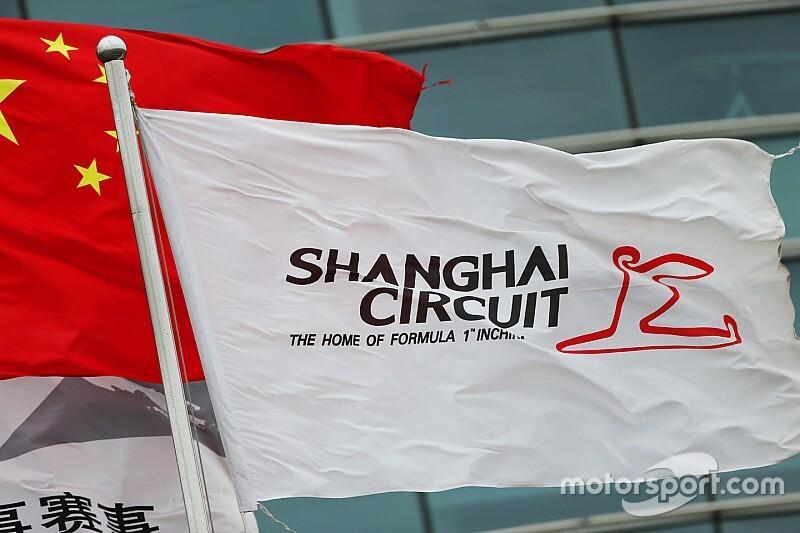 Çin GP, 18 Ekim'de yapılabilir