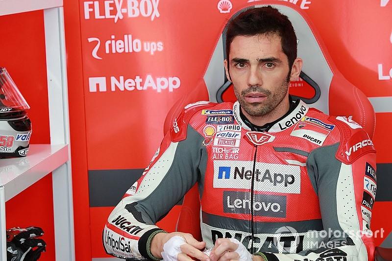Pirro avance son opération: il sera absent du test de Jerez
