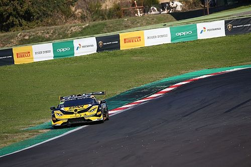 Lamborghini World Final: Lauck and Ockey take AM poles