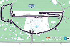 Nouveau circuit pour le deuxième E-Prix de Santiago