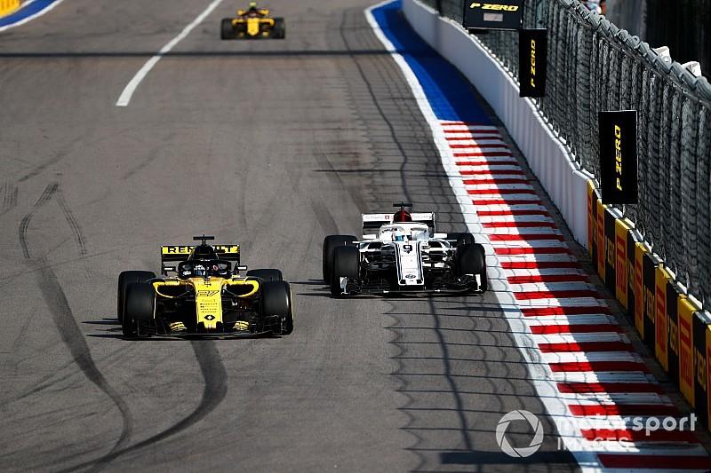 A Renault bukta a fejlesztési versenyt, mondja Hülkenberg