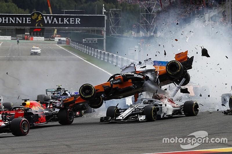 Гран При Бельгии: пять вопросов перед гонкой