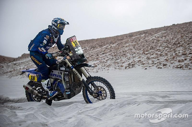 Dakar, Moto, Tappa 5: per ora vince de Soultrait, ma Sunderland potrebbe ereditare il successo