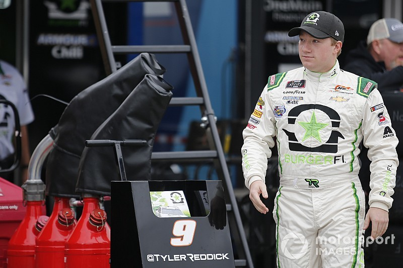 Tyler Reddick moves to Richard Childress Racing for 2019