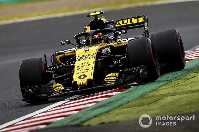 Sainz : La Spec B du moteur Renault ne suffit pas