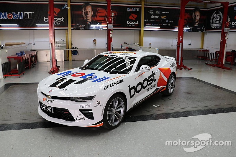 Supercars Camaro needs '50 to 80 millimetre' roll hoop adjustment