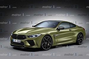 Ce que pourrait être la future BMW M8