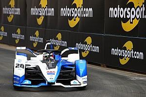 Да Кошта выиграл первую квалификацию сезона Формулы Е