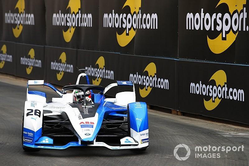 Formel E Riad 2018: Erste Pole-Position der Saison geht an BMW