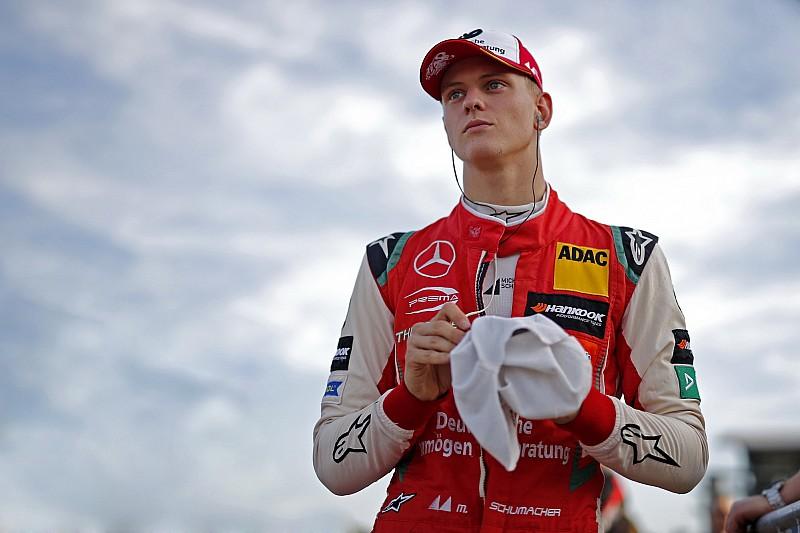 Шумахер дебютирует в Формуле 2 в 2019 году
