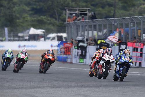 Suzuki in Thailand nicht vorne dabei: Aufholjagd belastet die Reifen zu stark